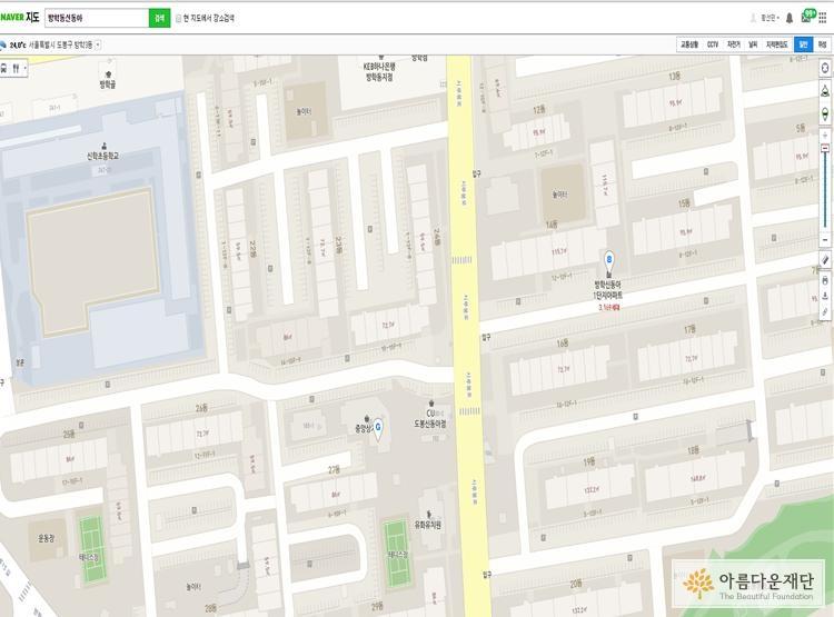 사업계획서-지도사진